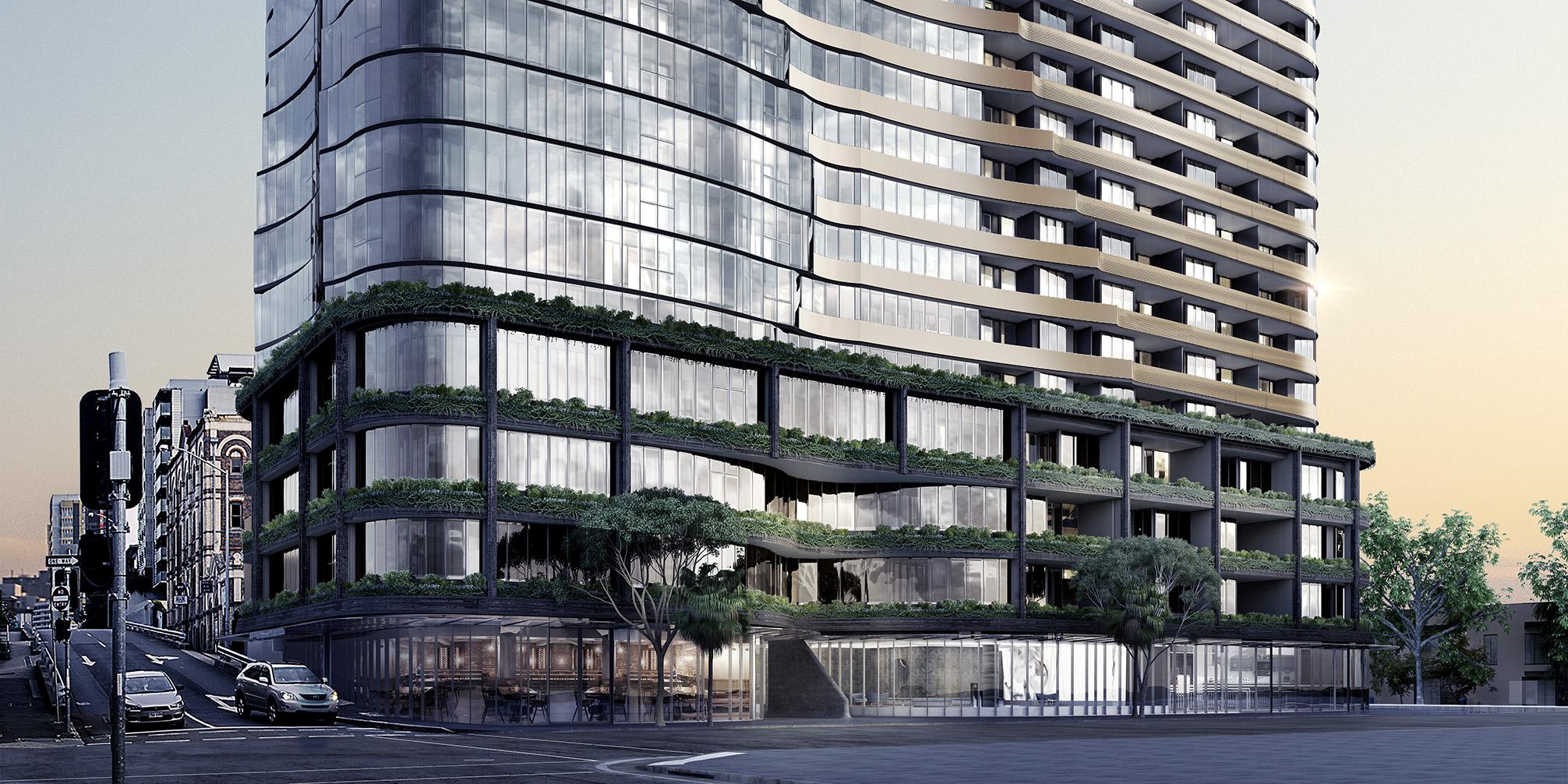 Wickham Street, Fortitude Valley, Brisbane, BPM, Property, Development, Apartments, Iconic